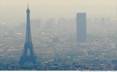 Paris, pollution, médecin