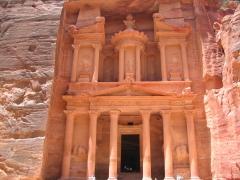 Petra, Jordanie, gastro