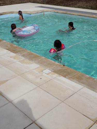vacances,petites filles,chaleur