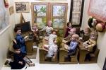 Musée de la poupée, de la chasse, macarons, Merveille