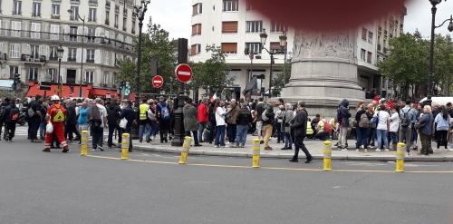 paris,manifestation,crs