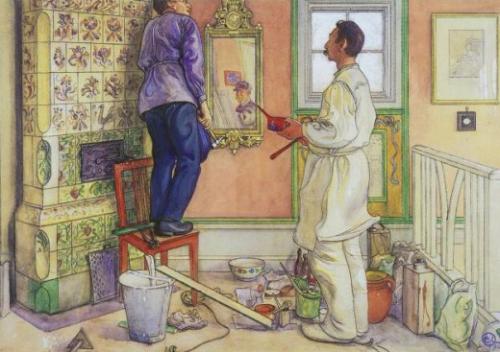 Egyptien, travaux, émigré