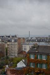 Pluie, anniversaires, Paris