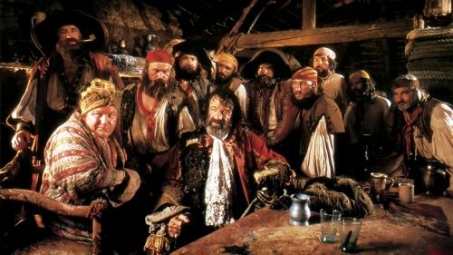 cinéma, sommeil, pirates