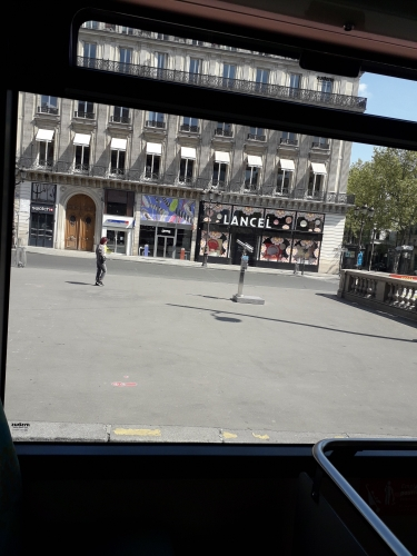 paris,masque,civisme