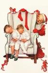 four, Noël, Merveille, cadeau