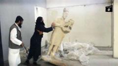 statues,destruction,islam