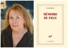 Mémoire de fille Annie Ernaux bof