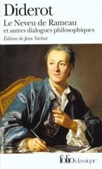 Librairie, le Neveu de Rameau, regards échangés
