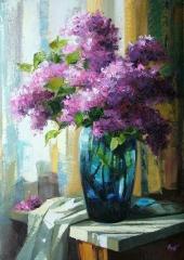 Lilas, Lakevio, jeu, bouquet