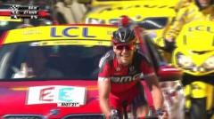 Tour de France, service d'ordre, publicité
