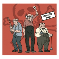 BD, vieillesse, tendresse
