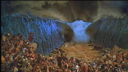 Moïse, prophète, musée, Paris