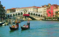 Italie, gastronomie, Venise