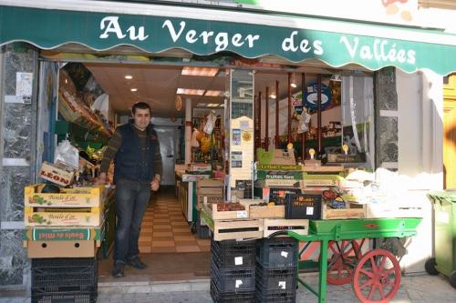 marchand de légumes,commerces,fermeture