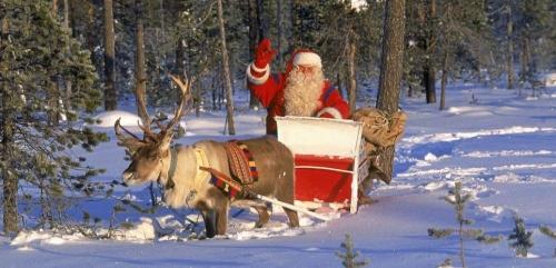 Père Noël, crèche, traditions