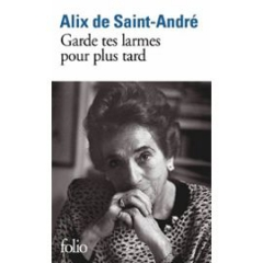 Alix de Saint André, Françoise Giroud, antisémite