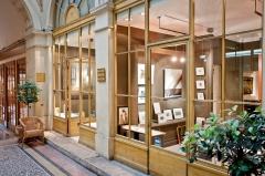 Galerie Vivienne, librairie de Paris, Rue de Lévis