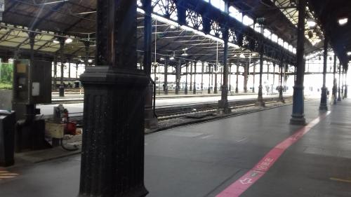 paris,gare saint lazare,passage vivienne