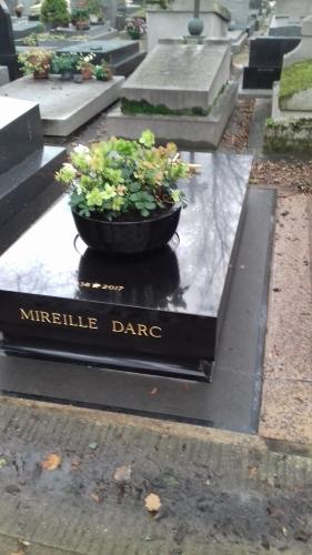 montarnasse,cimetière,crachin