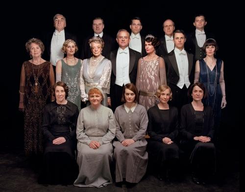 "cinéma, Dowton Abbey, ""le film"""