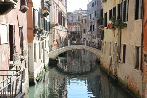 Venise, HLM sur lagune, tristesse