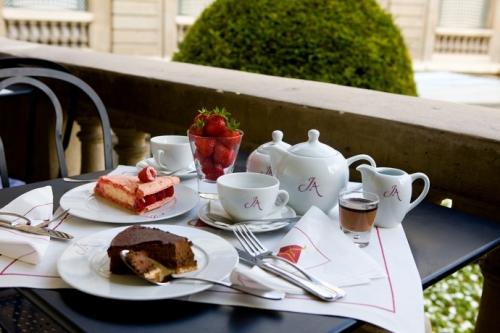 musée jacquemart-andré,turner,salon de thé