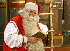 Père Noël, attente, croyance
